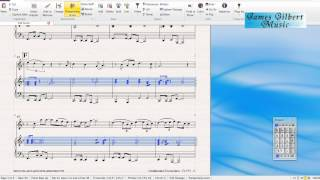 Sibelius - Filter on Top Note in a chord Mp3