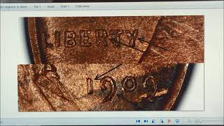 SUPER RARE ERROR ON 1909 VDB  PENNY WORTH MONEY!  RARE PENNY TO LOOK FOR!
