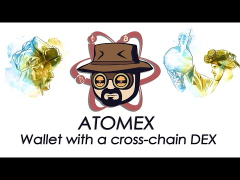Atomic swap exchange (DEX): how to make an Atomic Swap using Atomex crypto wallet