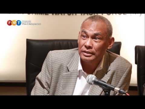 'Neutral' ex-IGP holds press meet with PKR men