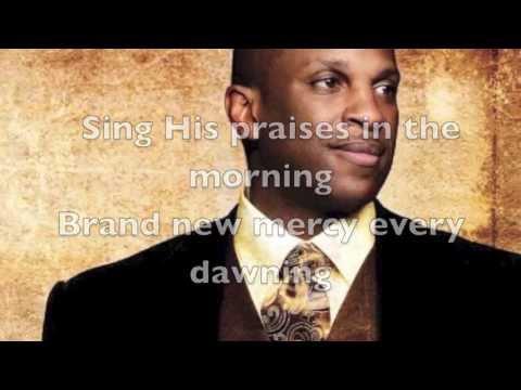 Donnie McClurkin - I Will Sing (with lyrics) - HD