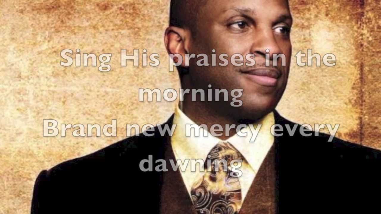 donnie-mcclurkin-i-will-sing-with-lyrics-hd-drivenbyhisglory