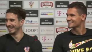 lovren and vrsaljko best moments, World Cup 2018