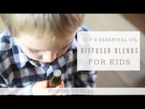 top-five-essential-oil-diffuser-blends-for-kids