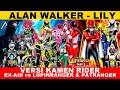 Download lagu Lily    Versi Kamen Rider Ex-Aid 🆚 Lupinranger & Patranger 😍