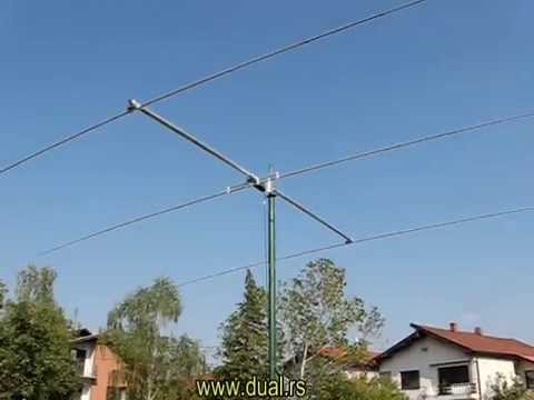 20 Meter 3 Element Antenna PA14 3 6 Old Version