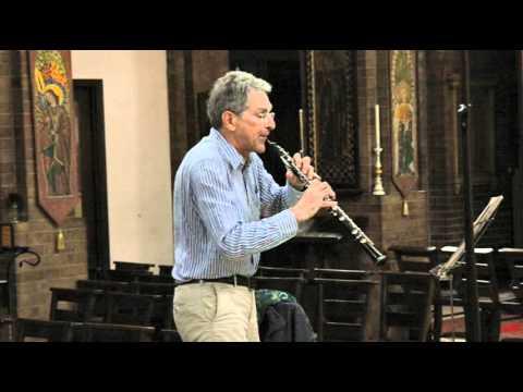 Jeremy Polmear (oboe) plays The Watermill