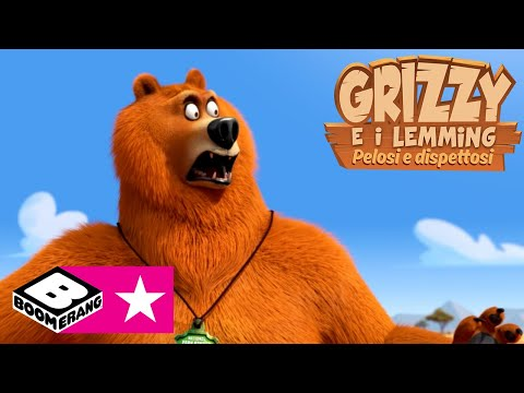 Download Africa   Grizzy e i Lemming   Boomerang Italia