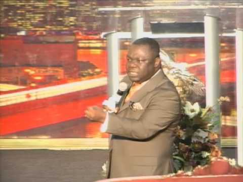 Back to Sender Conference Day 1 The Prayer of Decree & Declarations