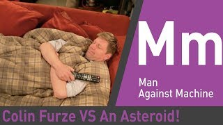This is How Colin Furze Would Survive An Asteroid Strike | Asteroid Day