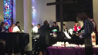 CAROL OF THE BELLS, First Presbyterian Church Handbell Choir, Birmingham, Alabama