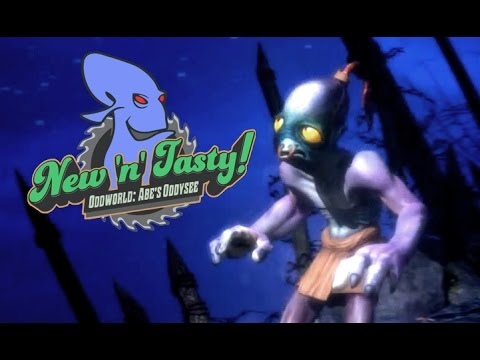 Oddworld Abe's Oddysee - New 'n' Tasty!