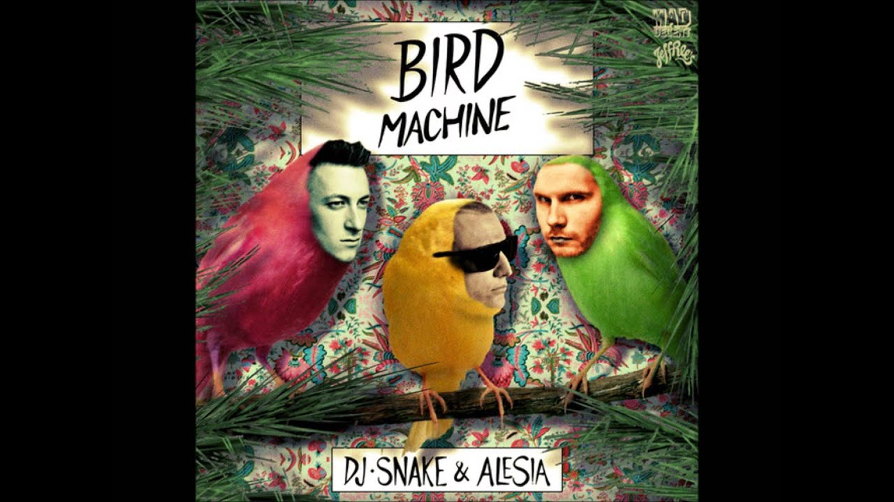 Alesia dj snake bird machine скачать