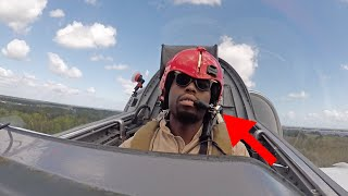 I Almost Passed Out Flying The L-39 Jet