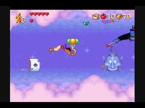 Image result for aladdin snes genie level