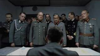 Hitler rants about being in slow motion and hitlerrantsparodies
