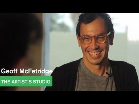 Geoff McFetridge - Artists Talk with Alia Shawkat and Lance Bangs - The Artist's Studio - MOCAtv