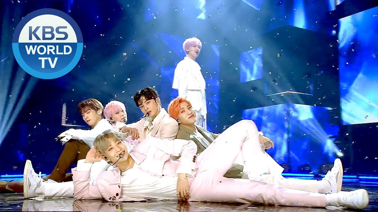 ASTRO - All Night   아스트로 - 전화해 [Music Bank Come Back / 2019 01 18]