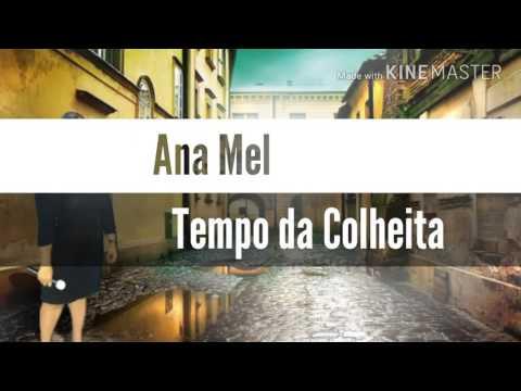 Tempo da Colheita ( Dayane Lima ) Com Letra na descrição na Voz da Cantora Ana Mell