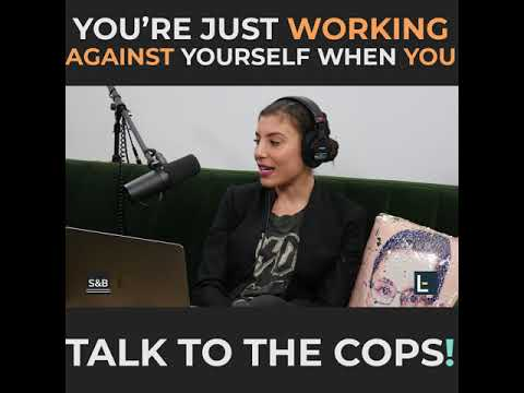 Legal Tip of The Week | Michelle Nabati | Don't Talk To The Cops!