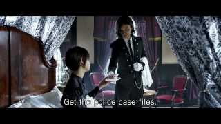 """Black Butler"" International Trailer_English subtitled"