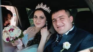 свадьба Севака и Нели 14 апреля 2018 г.Армавир