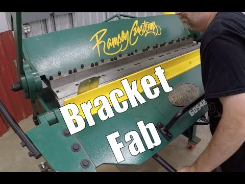 Fabrication Basics // How to make a simple bracket