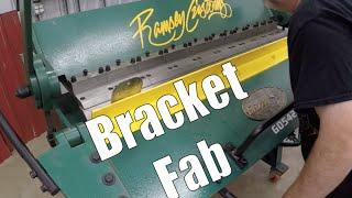 Fabrication Basics // How to make a simple bracket