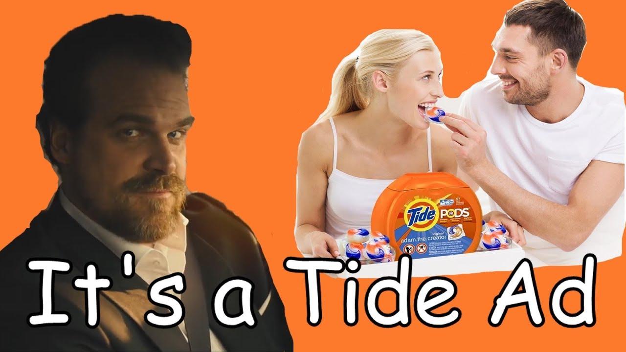 super bowl nope just a tide ad commercial parody goofs reupload youtube. Black Bedroom Furniture Sets. Home Design Ideas
