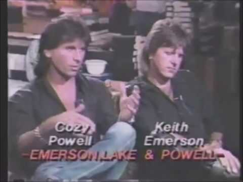 Cozy Powell & Keith Emerson