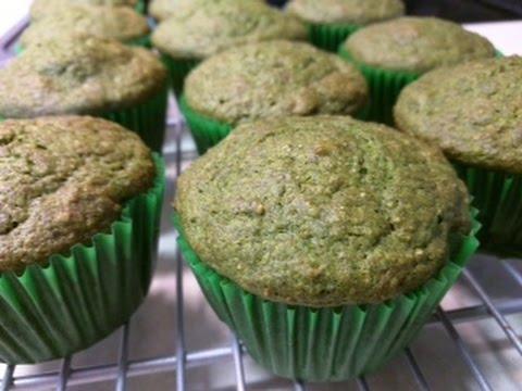 Resultado de imagen para Muffins de espinacas y mozzarella vegetal