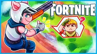 MAX HEIGHT 360 SHOTGUN TRICKSHOT in Fortnite: Battle Royale! (Fortnite Funny Moments & Fails)