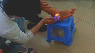 Chinese FIRE Massage!