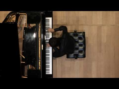 Tony Yike Yang - Prokofiev: Sonata No. 7 in B-flat Major, Op. 83