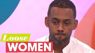 Richard Blackwood Explains Why EastEnders Saved His Career | Loose Women