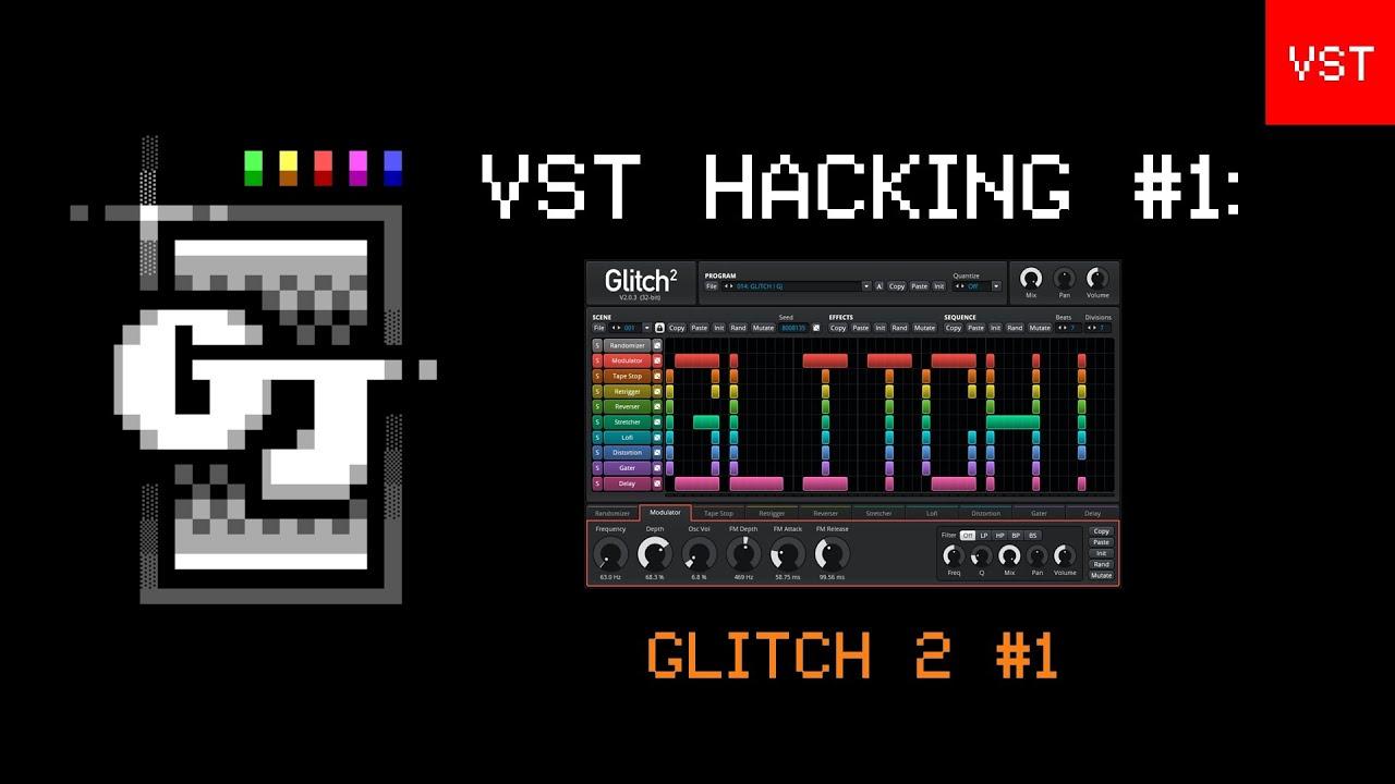 glitch 2 vs effectrix