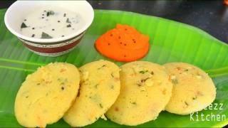 Restaurant / Hotel Style Rava Idli Recipe | Soft and Spongy Instant Rava Idli