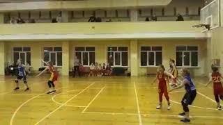 Баскетбол девочки 25.01.2020 Липецк - Орёл 03