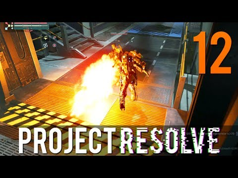 [12] Project Resolve (Let's Play The Surge PC w/ GaLm)