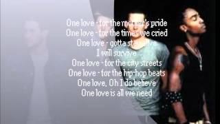 Blue - One Love {LYRICS}
