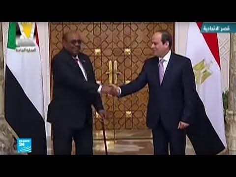 الرئيس السوداني عمر البشير في زيارة رسمية إلى مصر  - نشر قبل 24 دقيقة