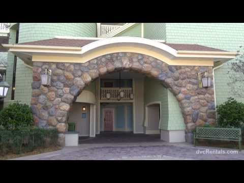 SARATOGA SPRINGS RESORT & SPA Comprehensive Tour - Walt Disney World Florida