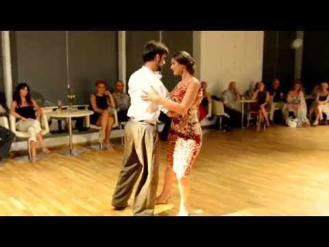 Lena & Vladimir Tarasov, Martime Tango Challenge 1/3