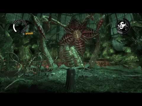 Batman: Arkham Asylum - Walkthrough Part 15 - A Battle Against Poison Ivy