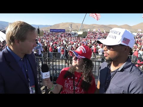 ? Watch LIVE: President Trump Holds Make America Great Again Rally in Carson City, NV 10-18-20