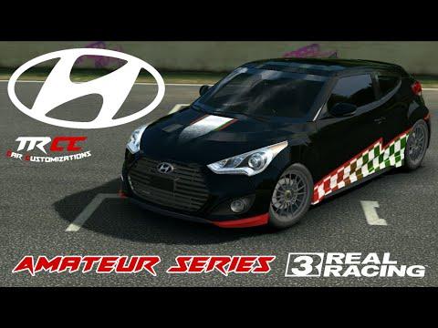 Real Racing 3 Car Customization: Hyundai Veloster Turbo