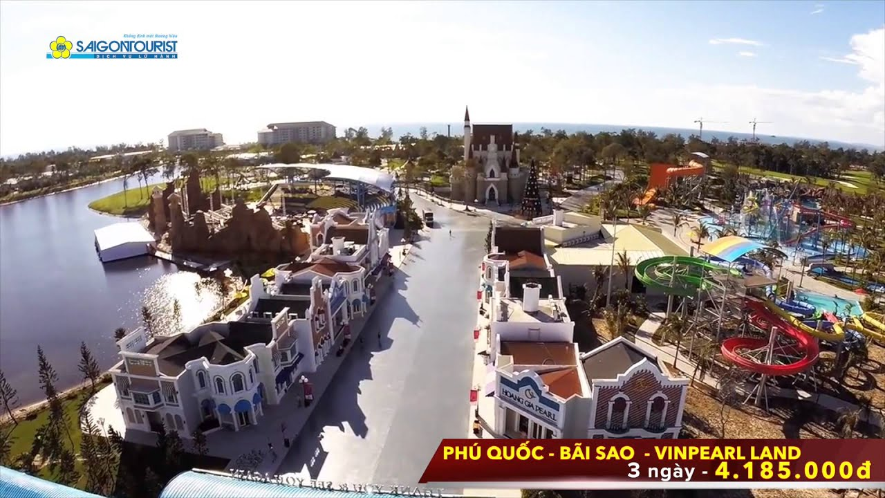 Saigontourist - Du Lịch Phú Quốc