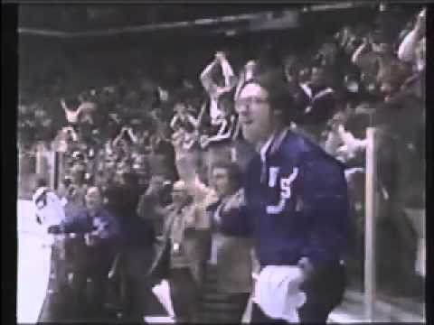 USA's Eruzione scores winning goal vs. USSR 1980 Olympics, alternate radio call