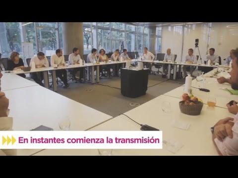 """<h3 class=""""list-group-item-title"""">[EN VIVO] Ya podés sumarte a una nueva reunión de #GabineteAbierto.</h3>"""