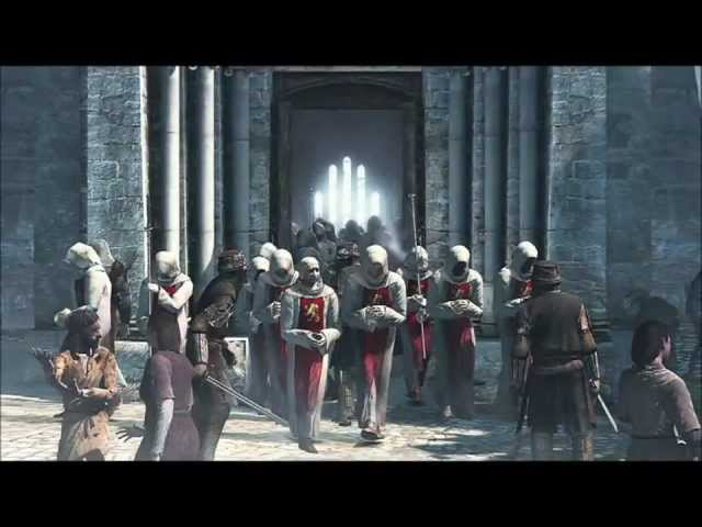 Assassin's Creed E3 2007 Trailer